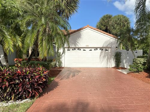 Photo of 3791 Candlewood Court, Boca Raton, FL 33487 (MLS # RX-10593457)