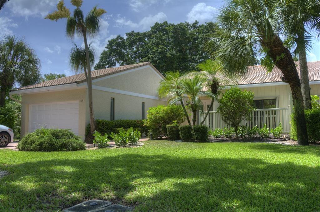 83 Hampshire Lane #83, Boynton Beach, FL 33436 - #: RX-10636457