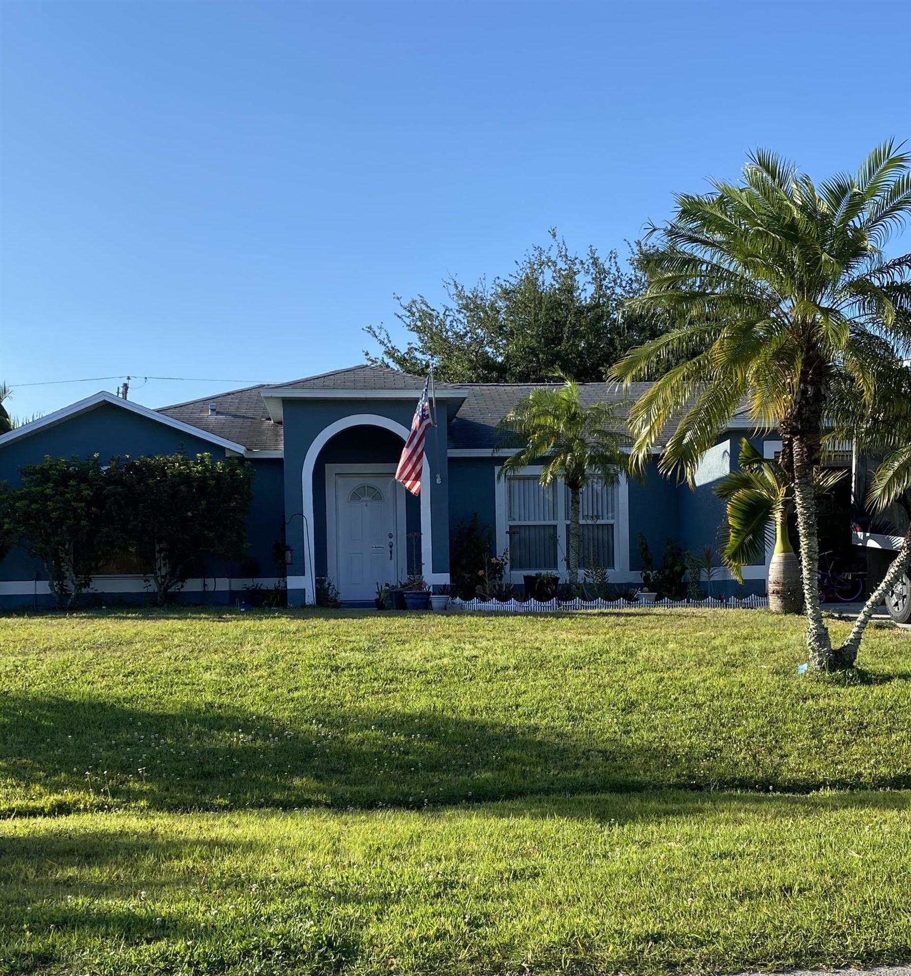 173 SW Grimaldo Terrace, Port Saint Lucie, FL 34953 - #: RX-10705457