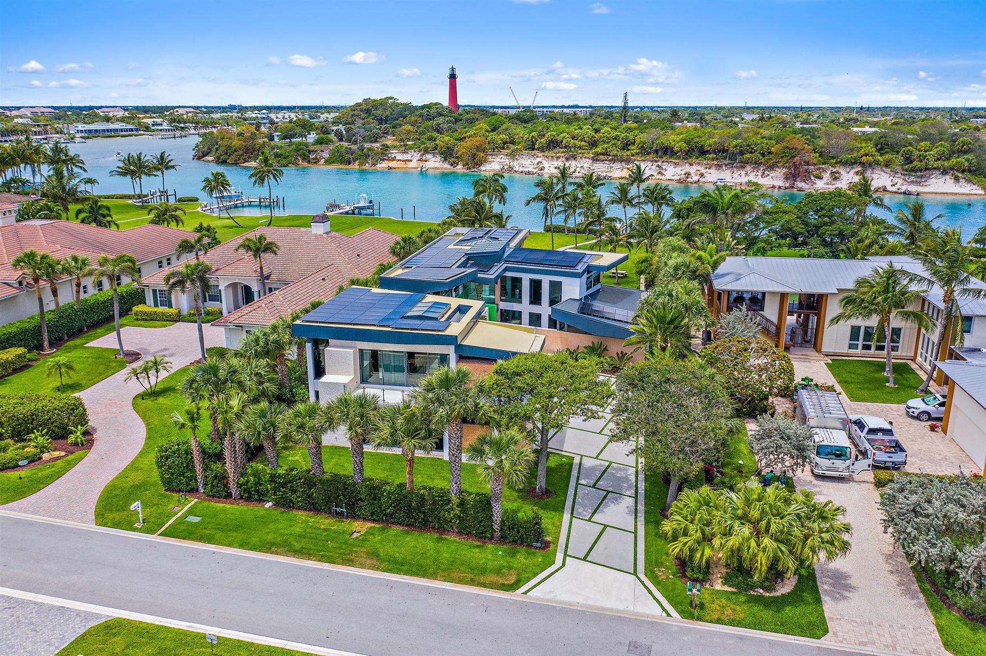 100 Lighthouse Drive, Jupiter Inlet Colony, FL 33469 - MLS#: RX-10712457