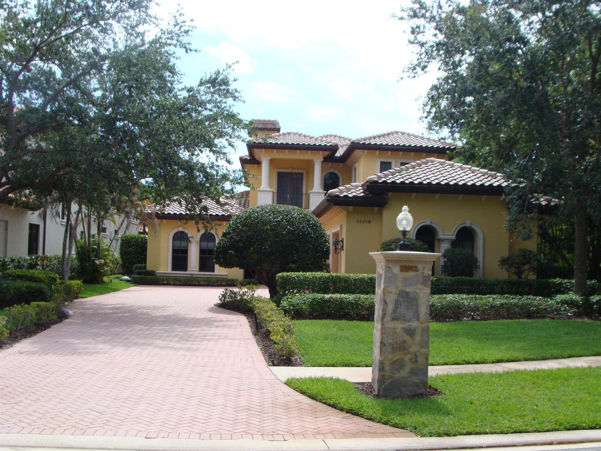 14018 Old Cypress Bend, Palm Beach Gardens, FL 33410 - MLS#: RX-10717457