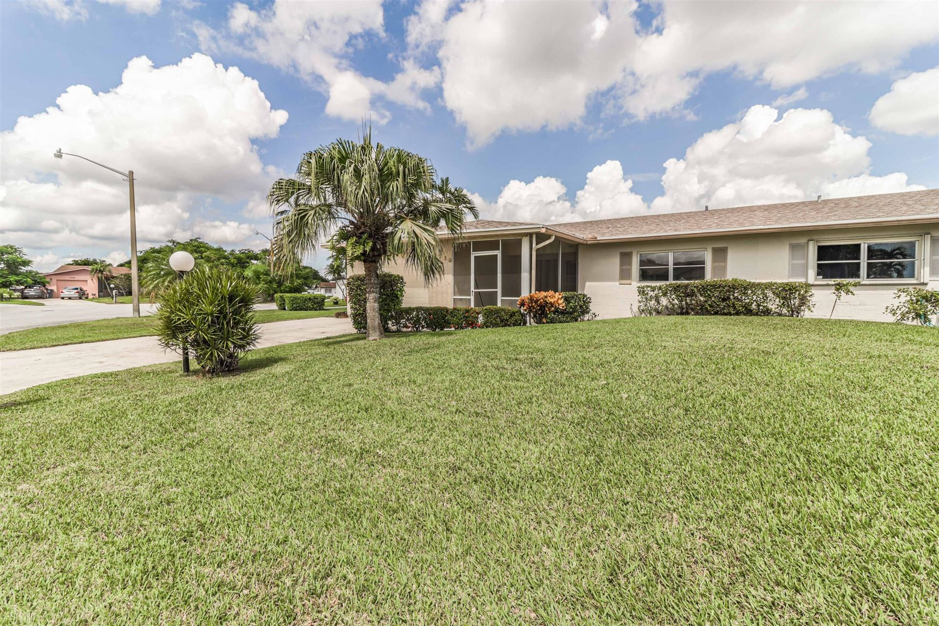 13718 E Whippet Way E, Delray Beach, FL 33484 - MLS#: RX-10746457