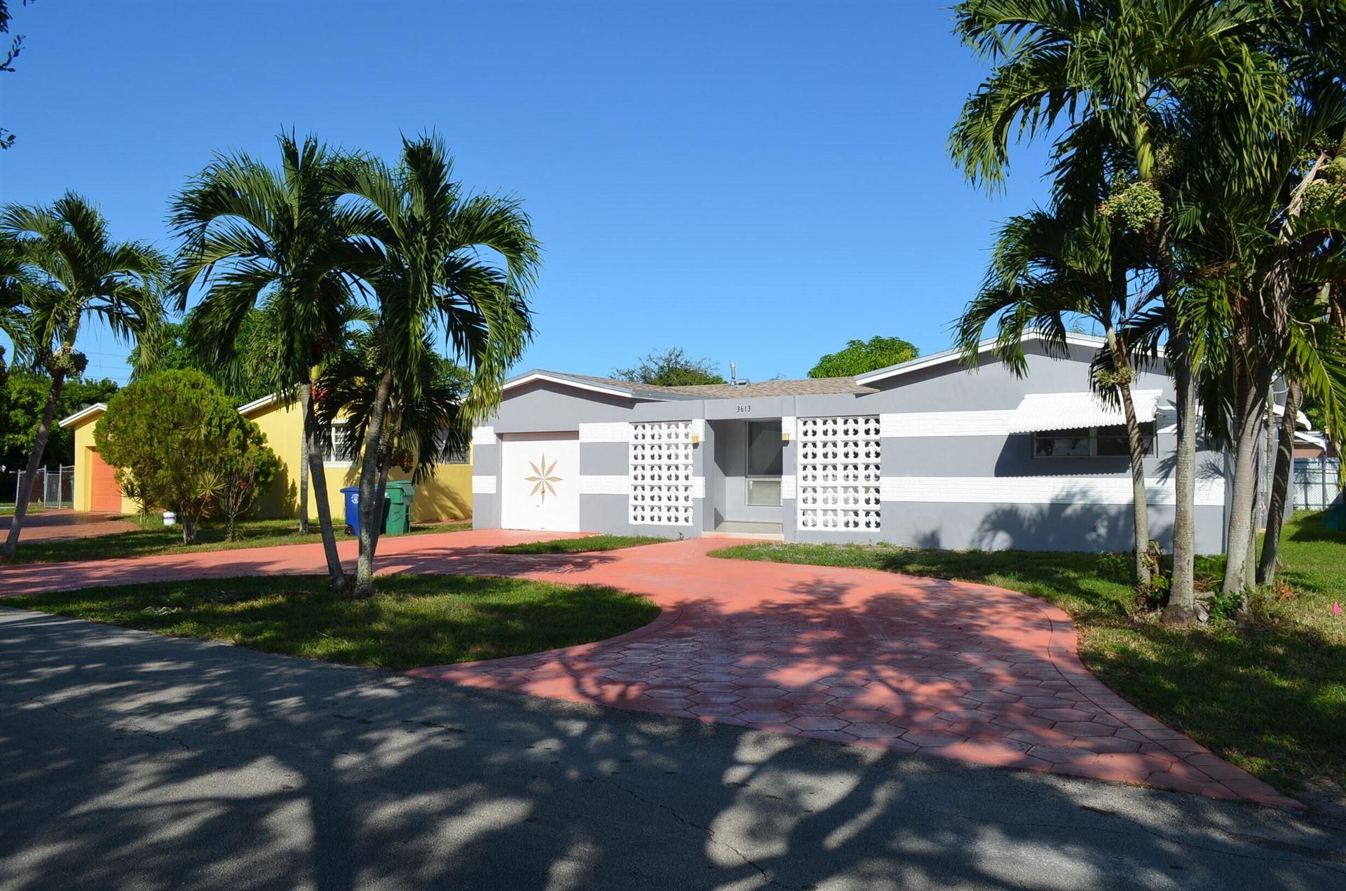 Photo of 3613 Bahama Drive W, Miramar, FL 33023 (MLS # RX-10752457)