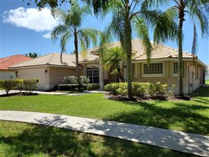 Photo of 130 Silver Bell Crescent, Royal Palm Beach, FL 33411 (MLS # RX-10556458)
