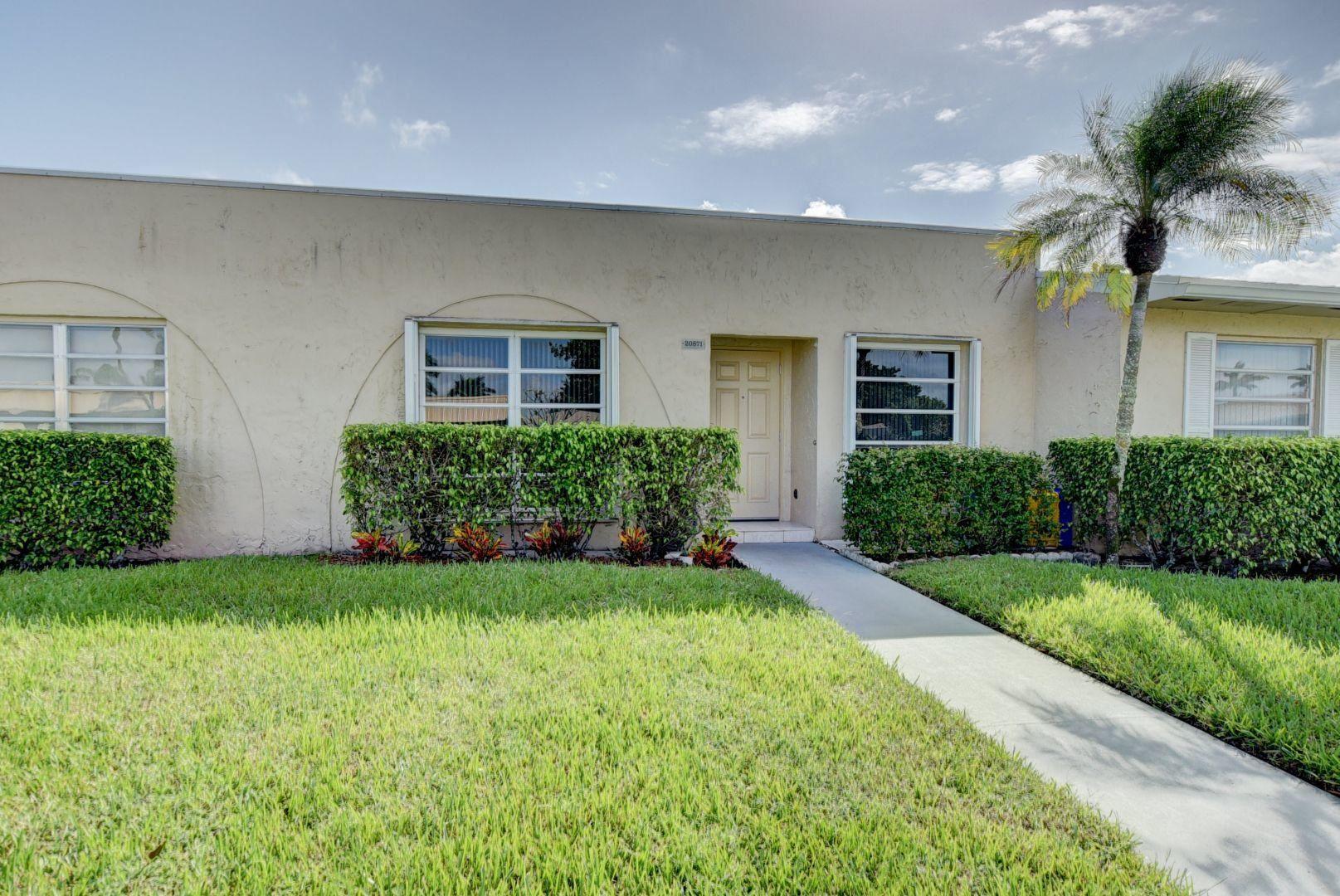 20871 Wendall Terrace, Boca Raton, FL 33433 - #: RX-10669458