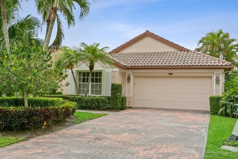 Photo of 899 Auguta Pointe Drive, Palm Beach Gardens, FL 33418 (MLS # RX-10709458)