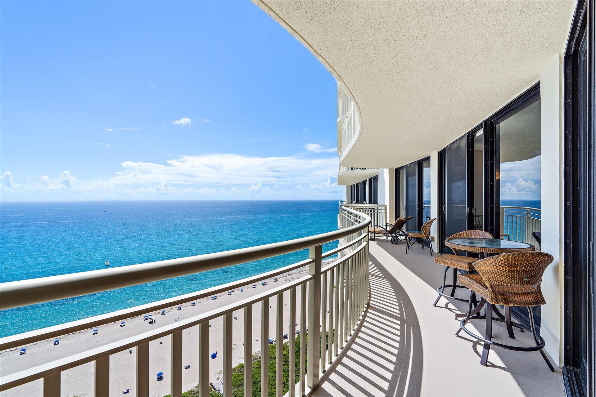 3000 N Ocean Drive #26e, Singer Island, FL 33404 - MLS#: RX-10734458