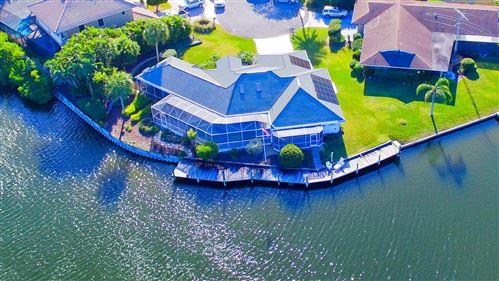 Photo of 133 Queen Christina Court, Hutchinson Island, FL 34949 (MLS # RX-10681460)