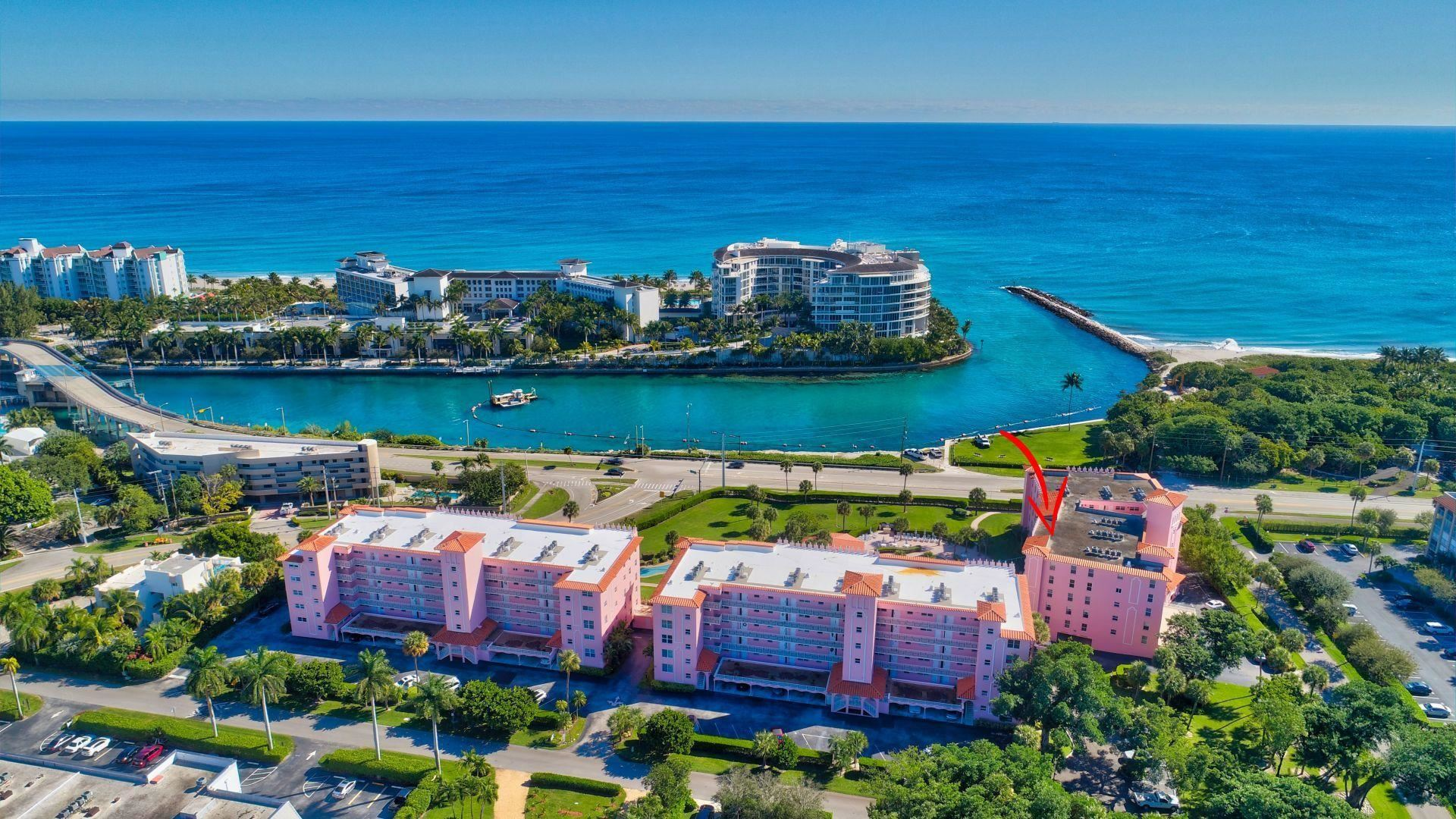 1099 S Ocean Blvd Boulevard #205-S, Boca Raton, FL 33432 - #: RX-10656460