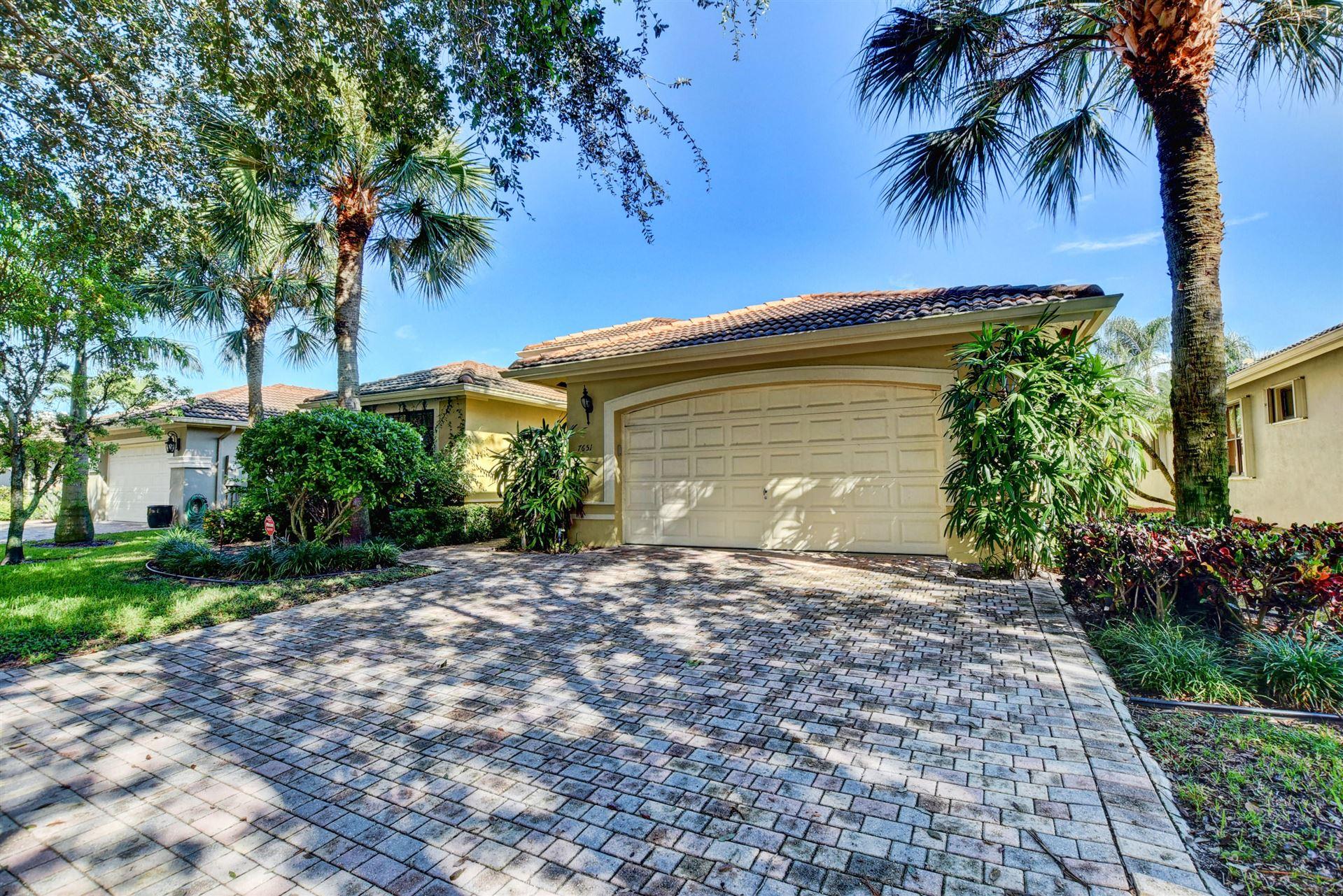 7651 Via Grande, Boynton Beach, FL 33437 - #: RX-10659460