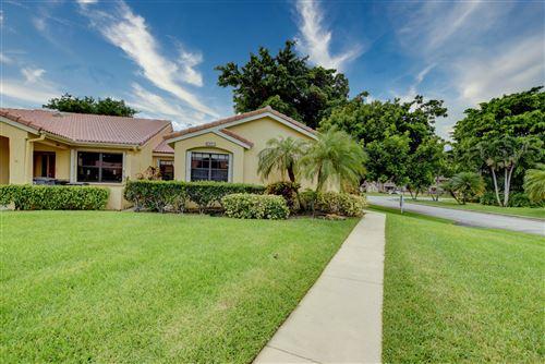 Photo of 6851 Bridlewood Court, Boca Raton, FL 33433 (MLS # RX-10631461)