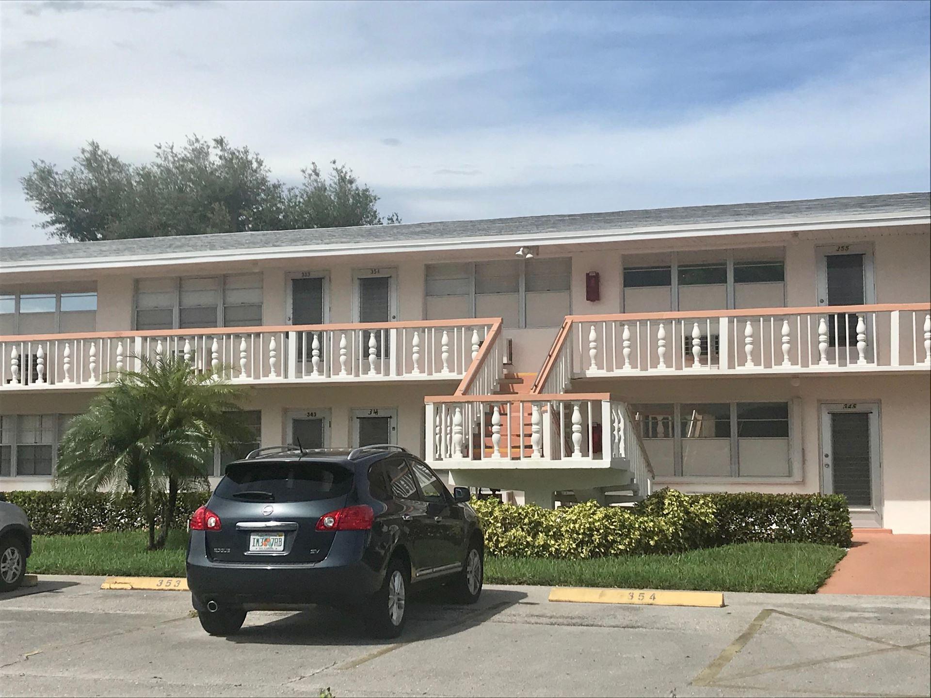 353 Camden O #353, West Palm Beach, FL 33417 - MLS#: RX-10664461