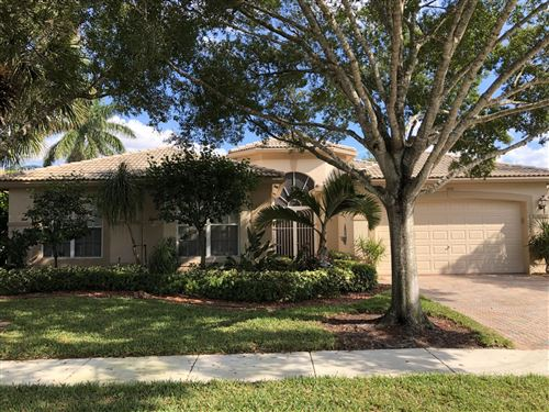 Photo of 11282 Barca Boulevard, Boynton Beach, FL 33437 (MLS # RX-10590462)