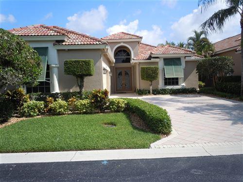 Photo of 10754 Greenbriar Villa Drive, Lake Worth, FL 33449 (MLS # RX-10733462)