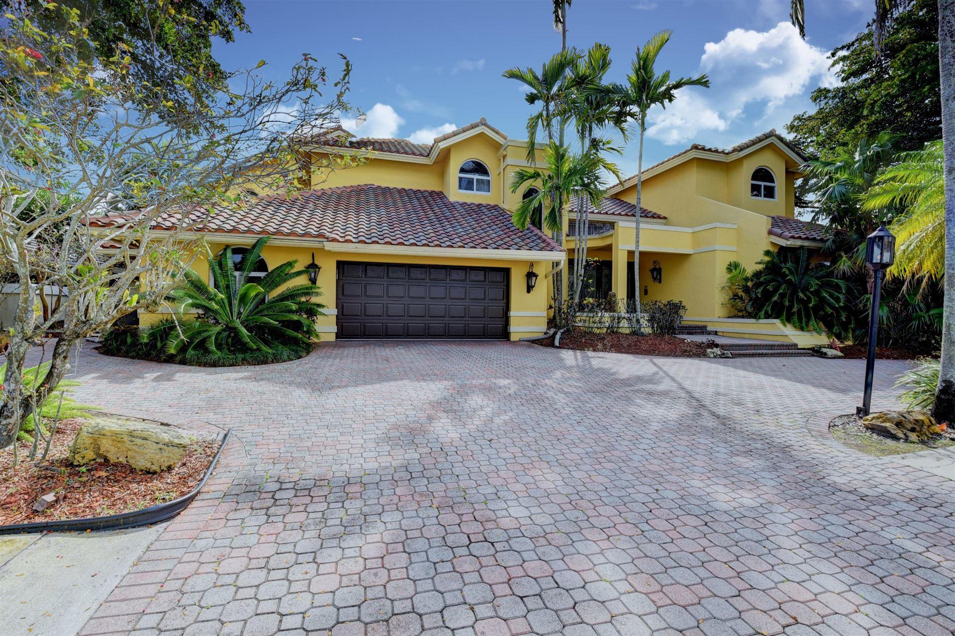7874 Afton Villa Court, Boca Raton, FL 33433 - #: RX-10600462