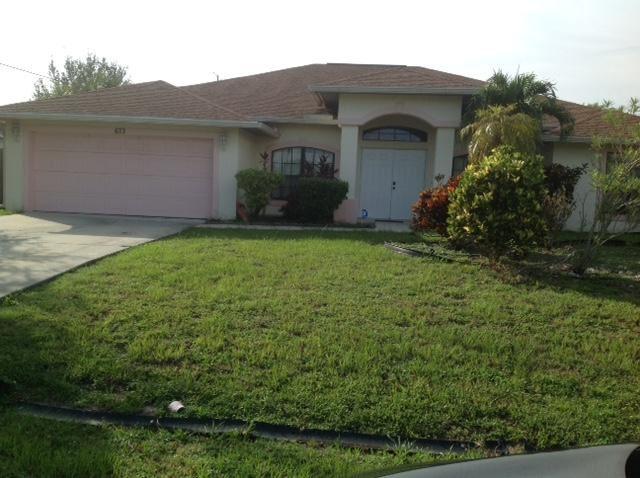 673 SW Post Terrace, Port Saint Lucie, FL 34953 - #: RX-10637462