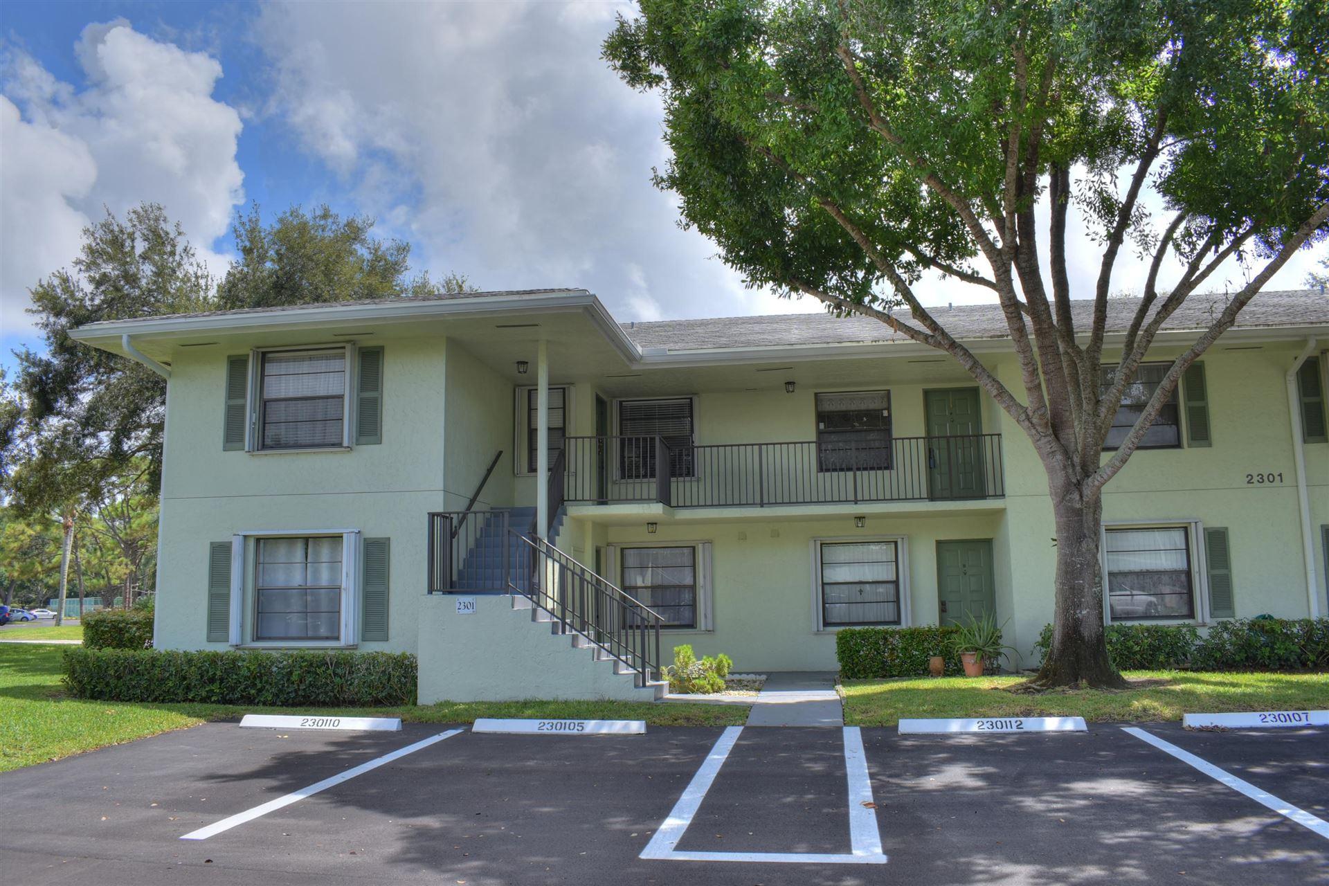 2301 Sabal Ridge Court #F, Palm Beach Gardens, FL 33418 - #: RX-10641462