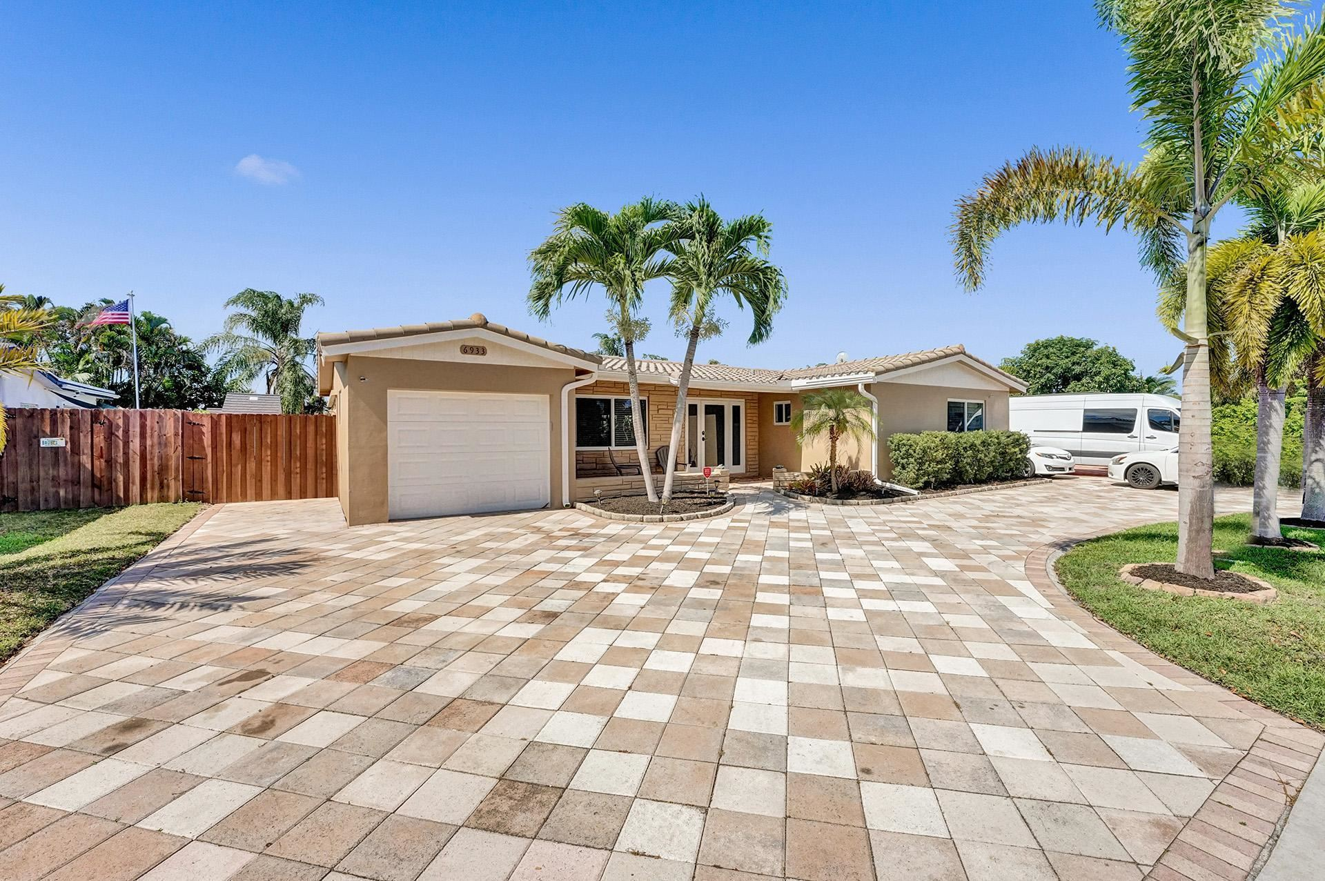 Photo of 6933 NW 6th Court, Margate, FL 33063 (MLS # RX-10715462)