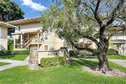 Photo of 18350 SE Wood Haven Lane #Salem G, Tequesta, FL 33469 (MLS # RX-10683463)