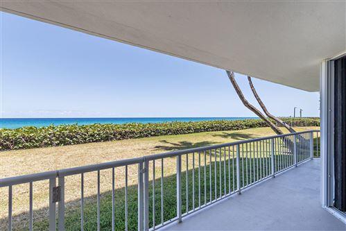 Photo of 3170 S Ocean Boulevard #203 S, Palm Beach, FL 33480 (MLS # RX-10717463)