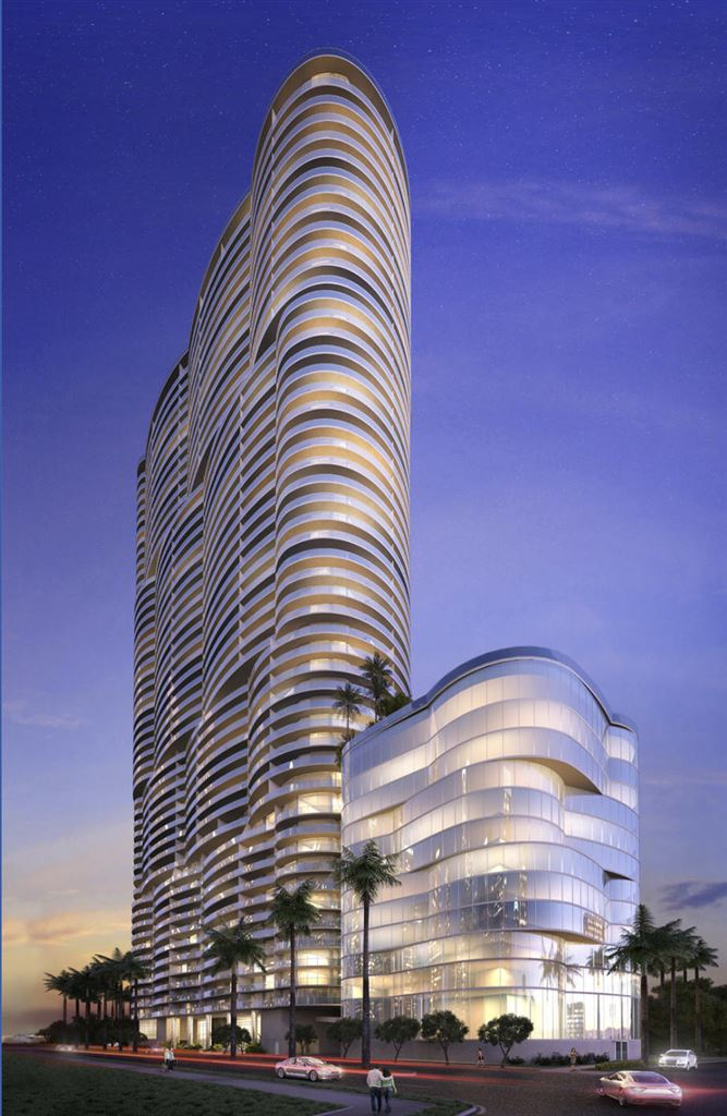 488 NE 18th Street #2405, Miami, FL 33132 - #: RX-10577463