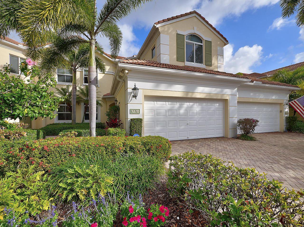 Photo of 127 Palm Bay Terrace #B, Palm Beach Gardens, FL 33418 (MLS # RX-10669463)