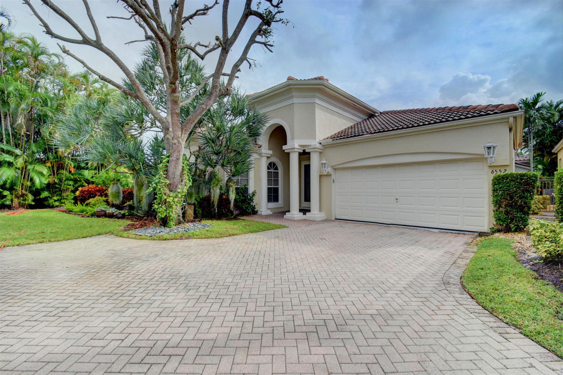 6552 Somerset Circle, Boca Raton, FL 33496 - #: RX-10670463