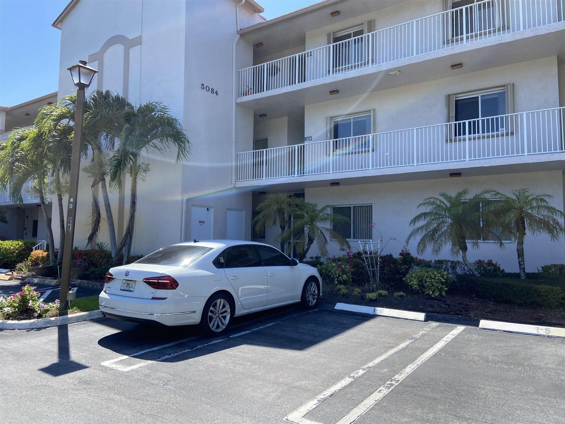 5084 Rose Hill Drive #1203, Boynton Beach, FL 33437 - #: RX-10676463