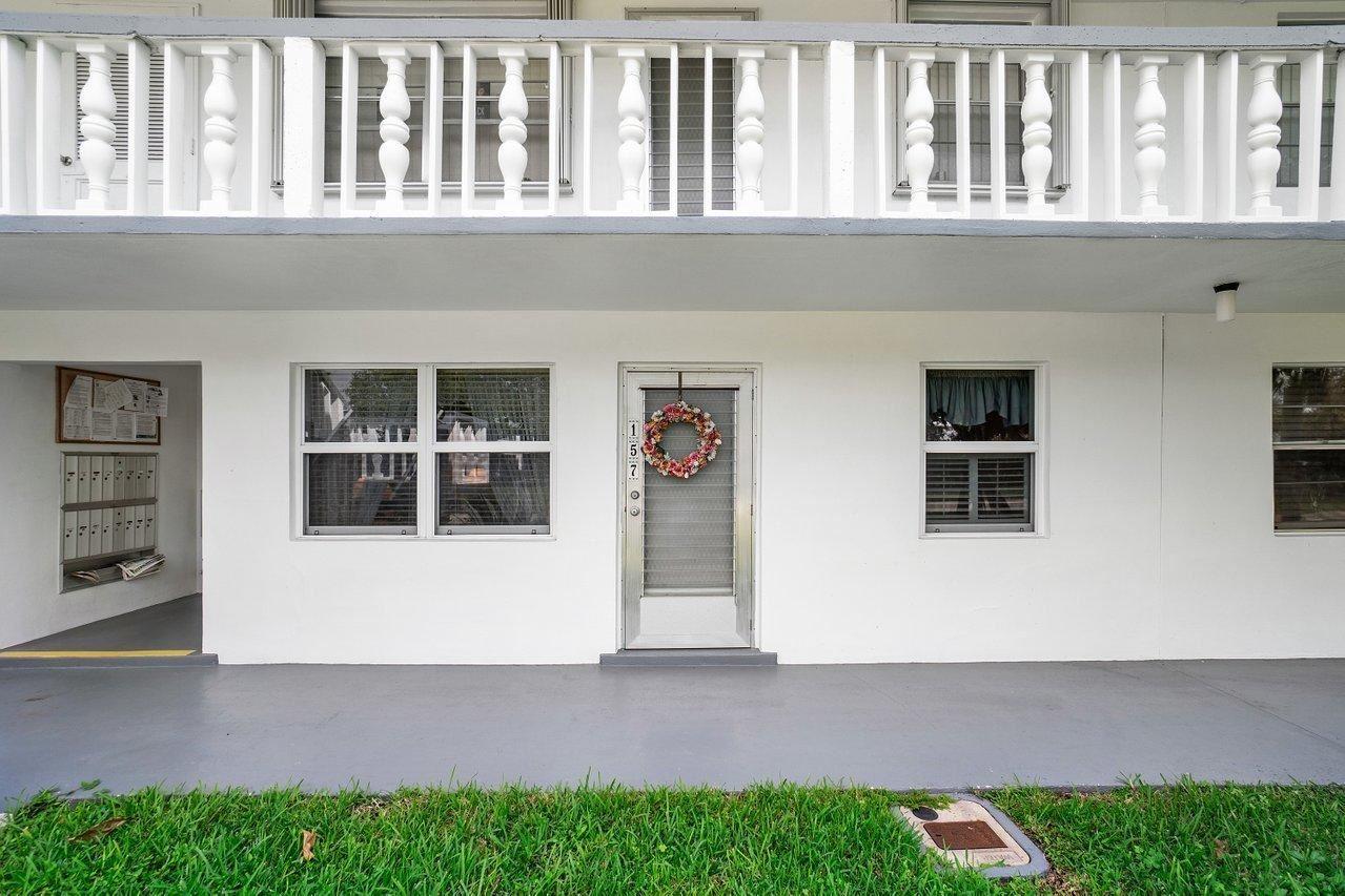 157 Canterbury G #G, West Palm Beach, FL 33417 - #: RX-10700463