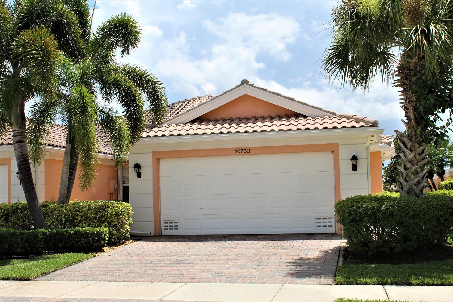 10763 SW Elsinore Drive, Port Saint Lucie, FL 34987 - #: RX-10739463