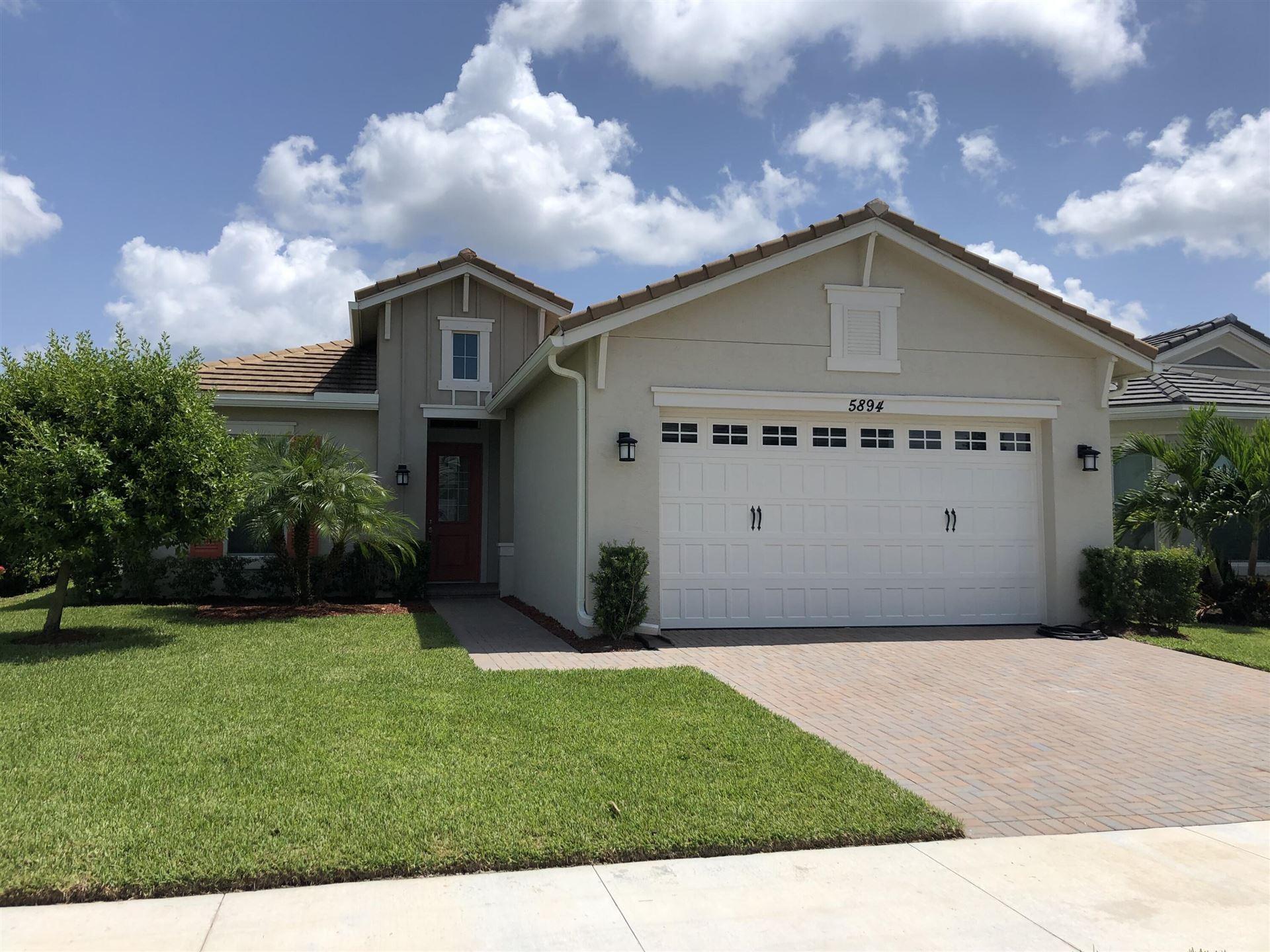 5894 Quailberry Court, Westlake, FL 33470 - MLS#: RX-10744463