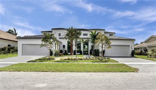 Photo of 4754 Tree Fern Drive, Delray Beach, FL 33445 (MLS # RX-10590464)