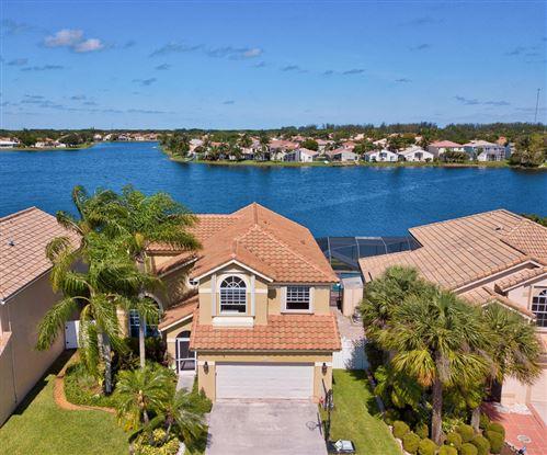 Photo of 7147 Charleston Point Drive, Lake Worth, FL 33467 (MLS # RX-10626464)