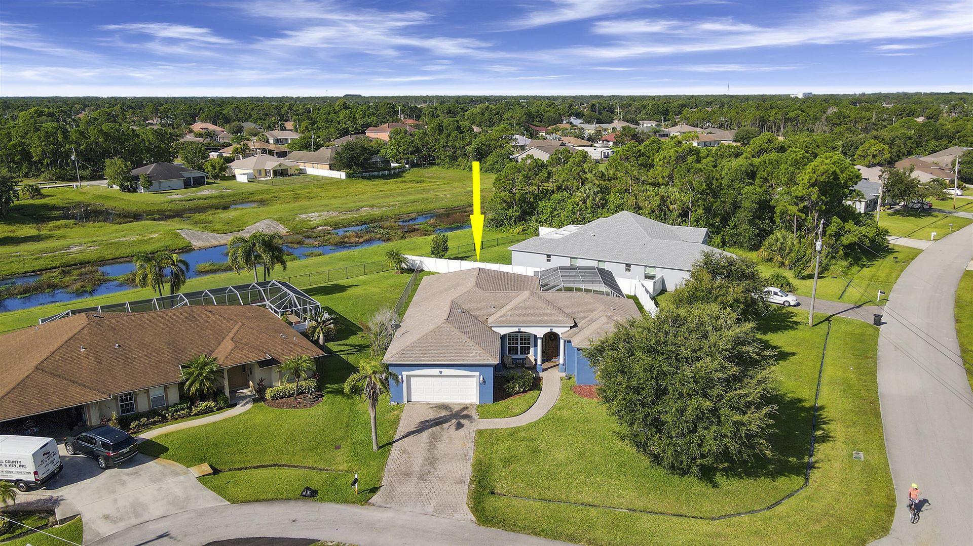 5574 NW Wesley Court, Port Saint Lucie, FL 34986 - #: RX-10739464