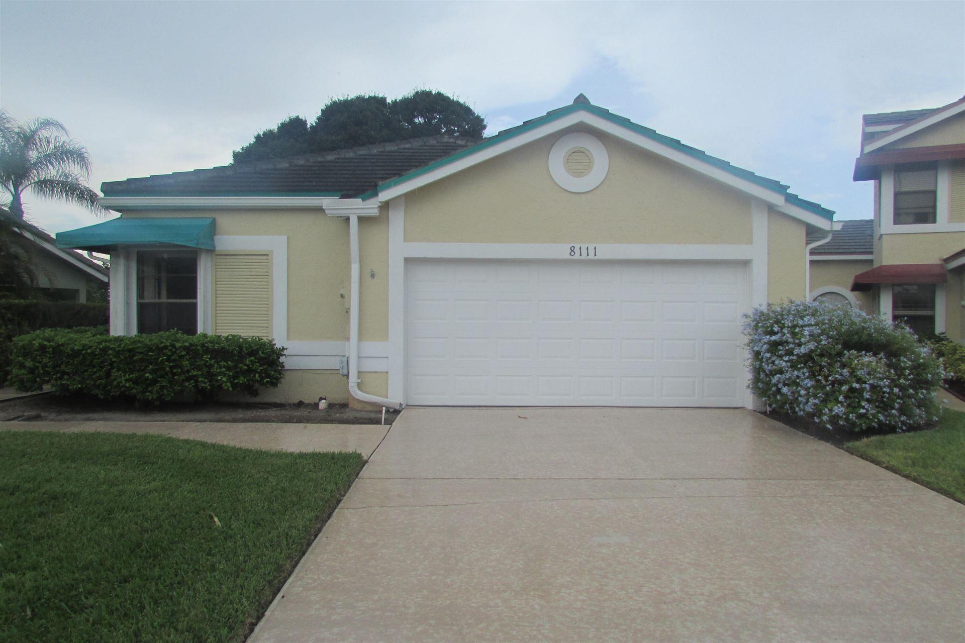 8111 Covington Court, Lake Worth, FL 33467 - MLS#: RX-10743464