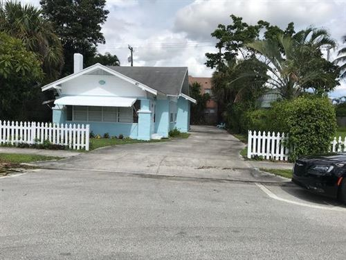 Foto de inmueble con direccion 421 Flamingo Drive West Palm Beach FL 33401 con MLS RX-10664465