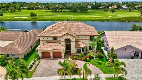 Photo of 5856 Vista Linda Lane, Boca Raton, FL 33433 (MLS # RX-10725465)