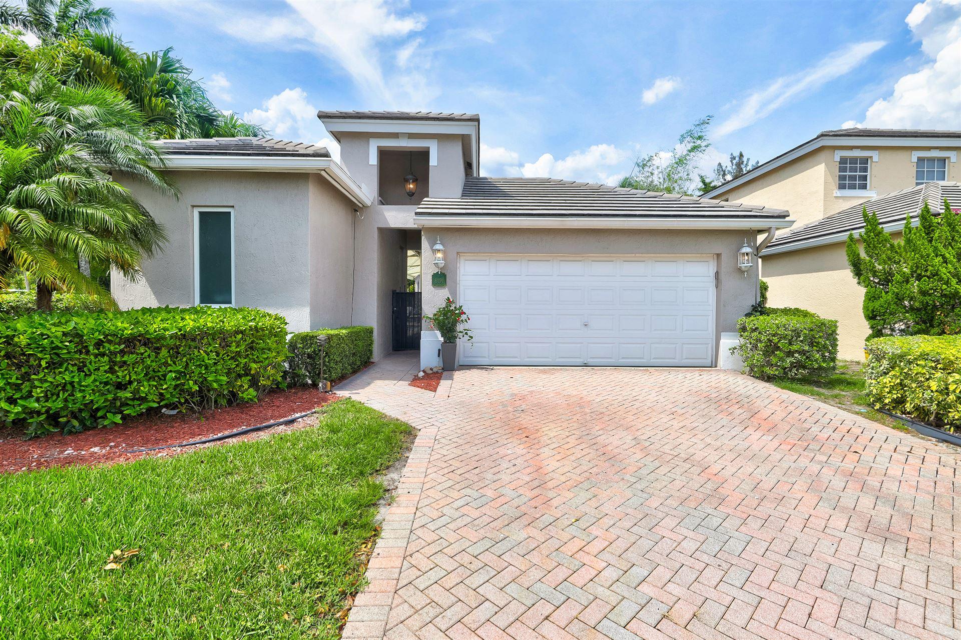 8191 Hampton Wood Drive, Boca Raton, FL 33433 - #: RX-10619465