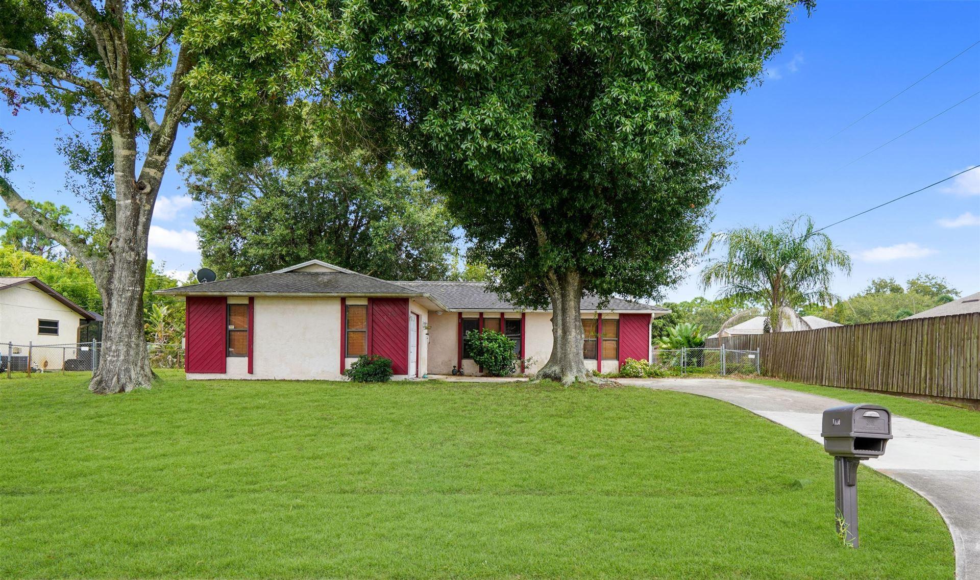 1720 SW Beeker Street, Port Saint Lucie, FL 34953 - #: RX-10643465