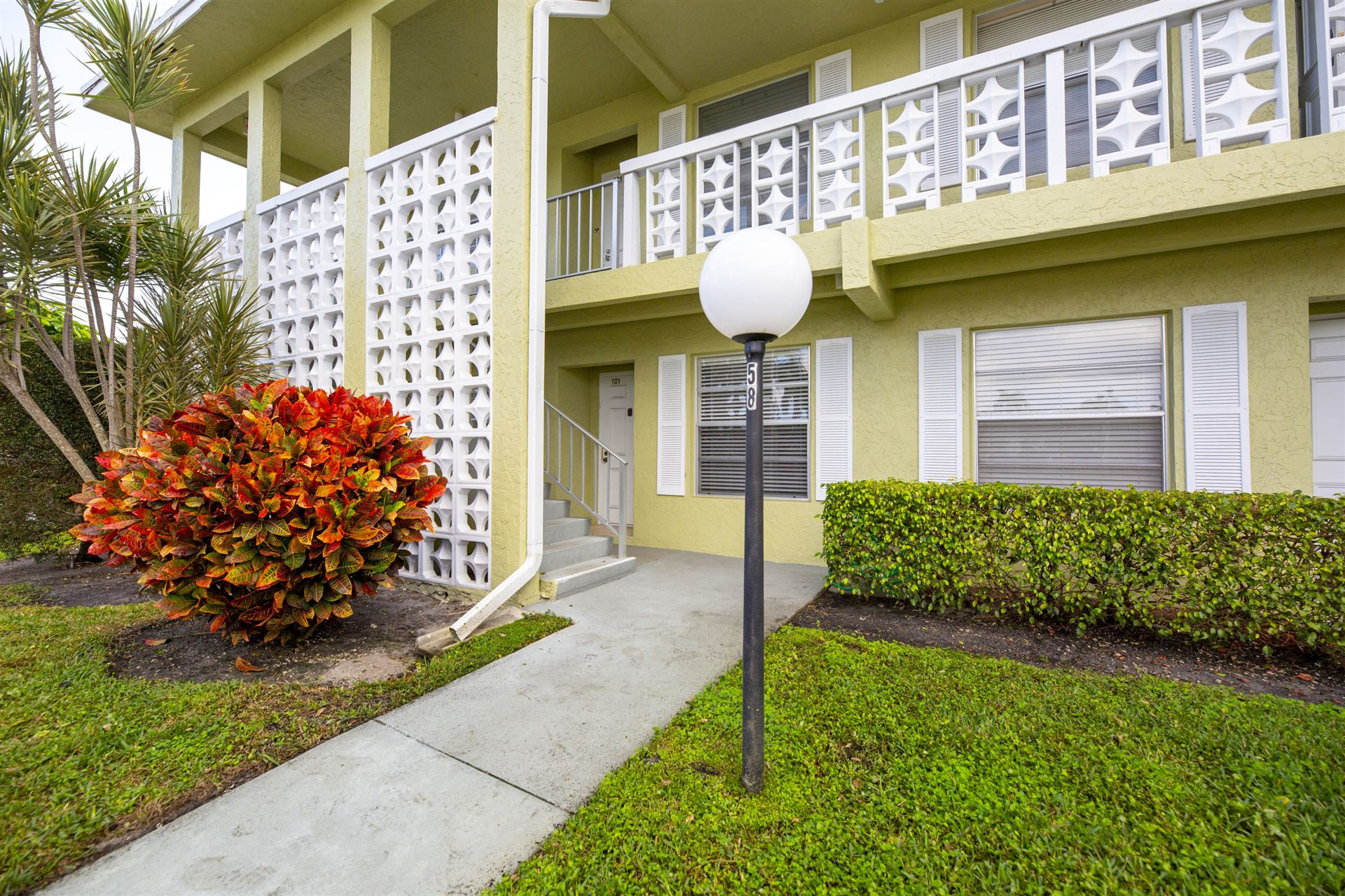 2500 Black Olive Boulevard #101, Delray Beach, FL 33445 - #: RX-10691465