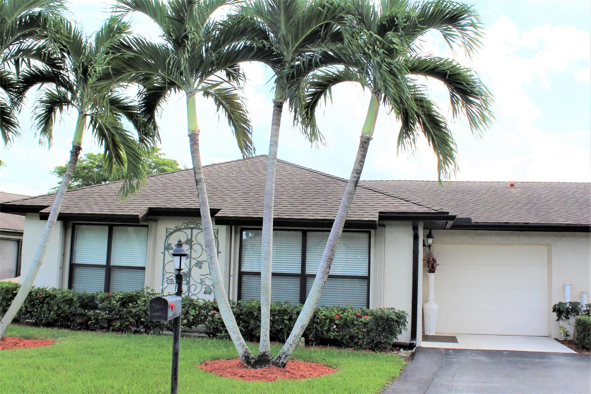 4660 Greentree Place #A, Boynton Beach, FL 33436 - MLS#: RX-10753465