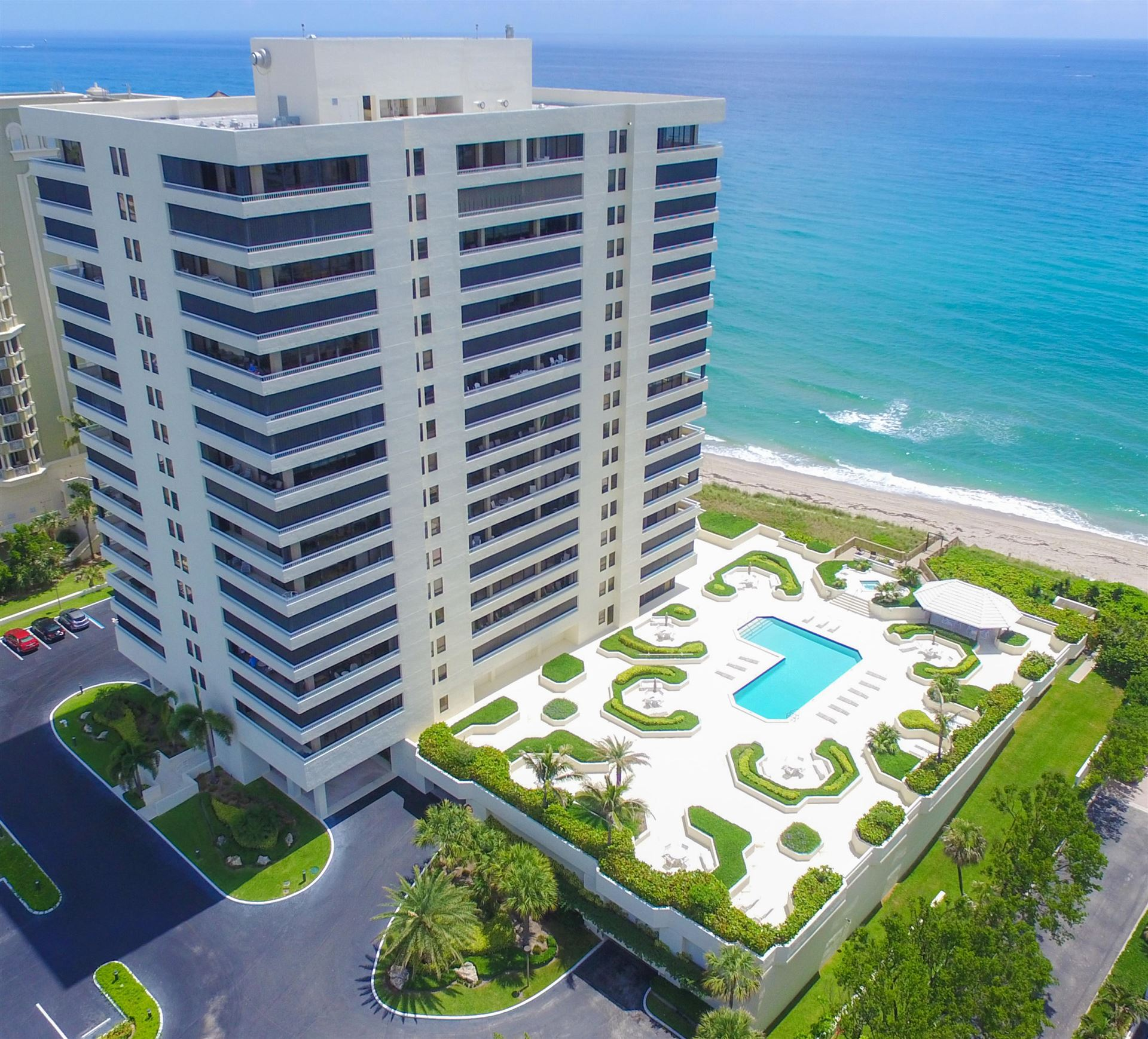 Photo of 5280 N Ocean Drive #16b, Singer Island, FL 33404 (MLS # RX-10657466)