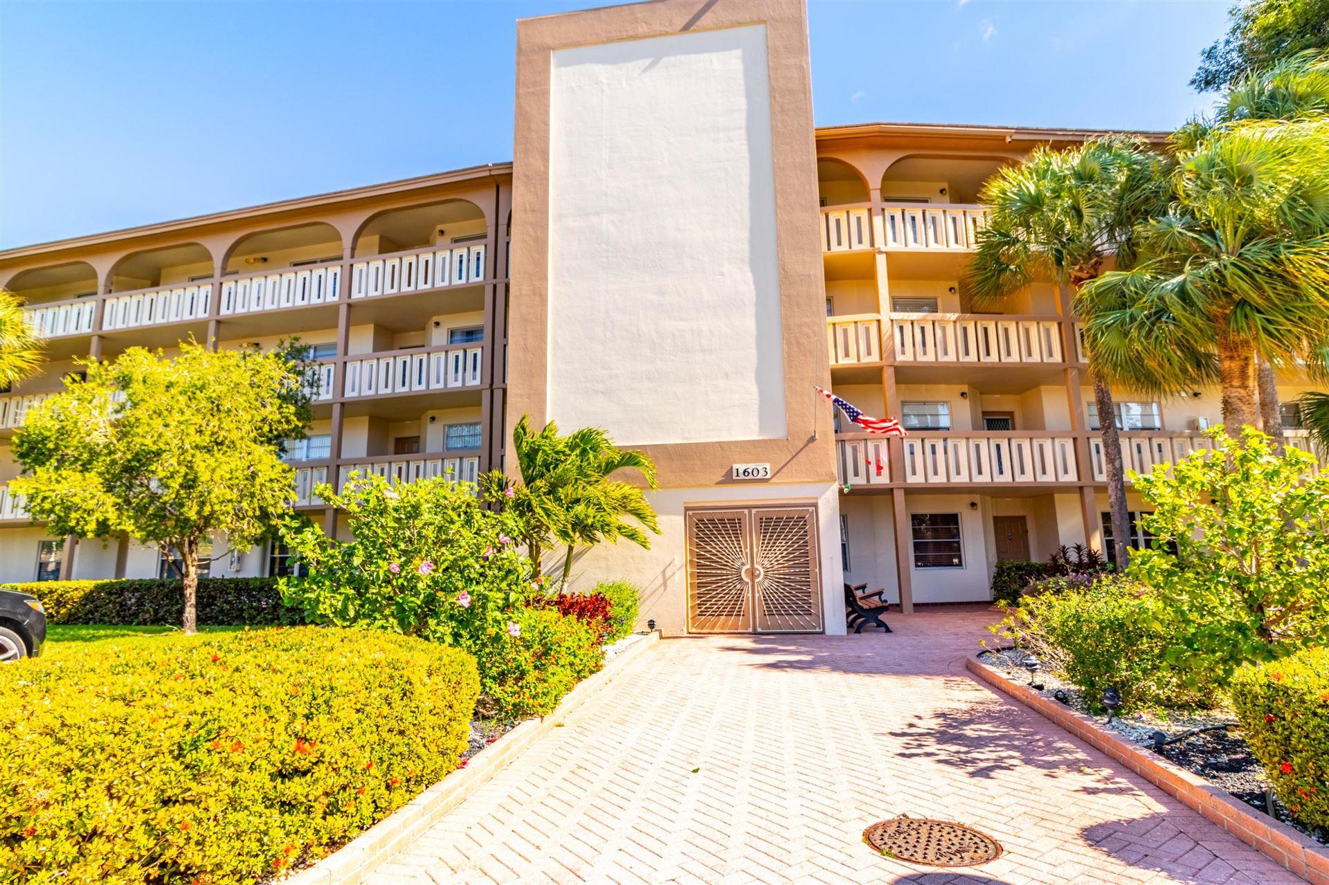 1603 Abaco Drive #A4, Coconut Creek, FL 33066 - MLS#: RX-10690466