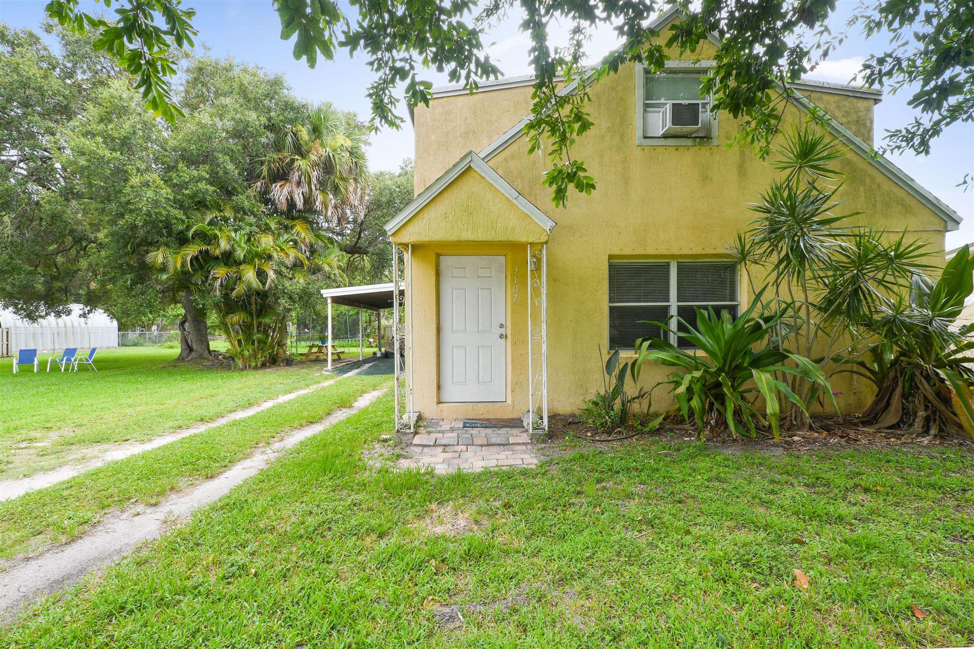 3107 S 22nd Street, Fort Pierce, FL 34982 - MLS#: RX-10728466