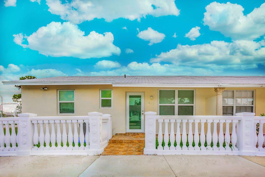 877 E Sumter Road E, West Palm Beach, FL 33415 - MLS#: RX-10743466