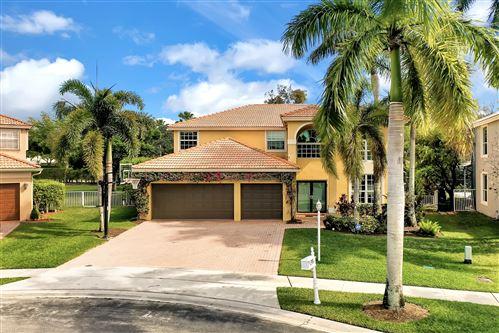 Photo of 12590 Yardley Drive, Boca Raton, FL 33428 (MLS # RX-10708467)