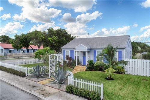 Photo of 733 Green Street, West Palm Beach, FL 33405 (MLS # RX-10748467)