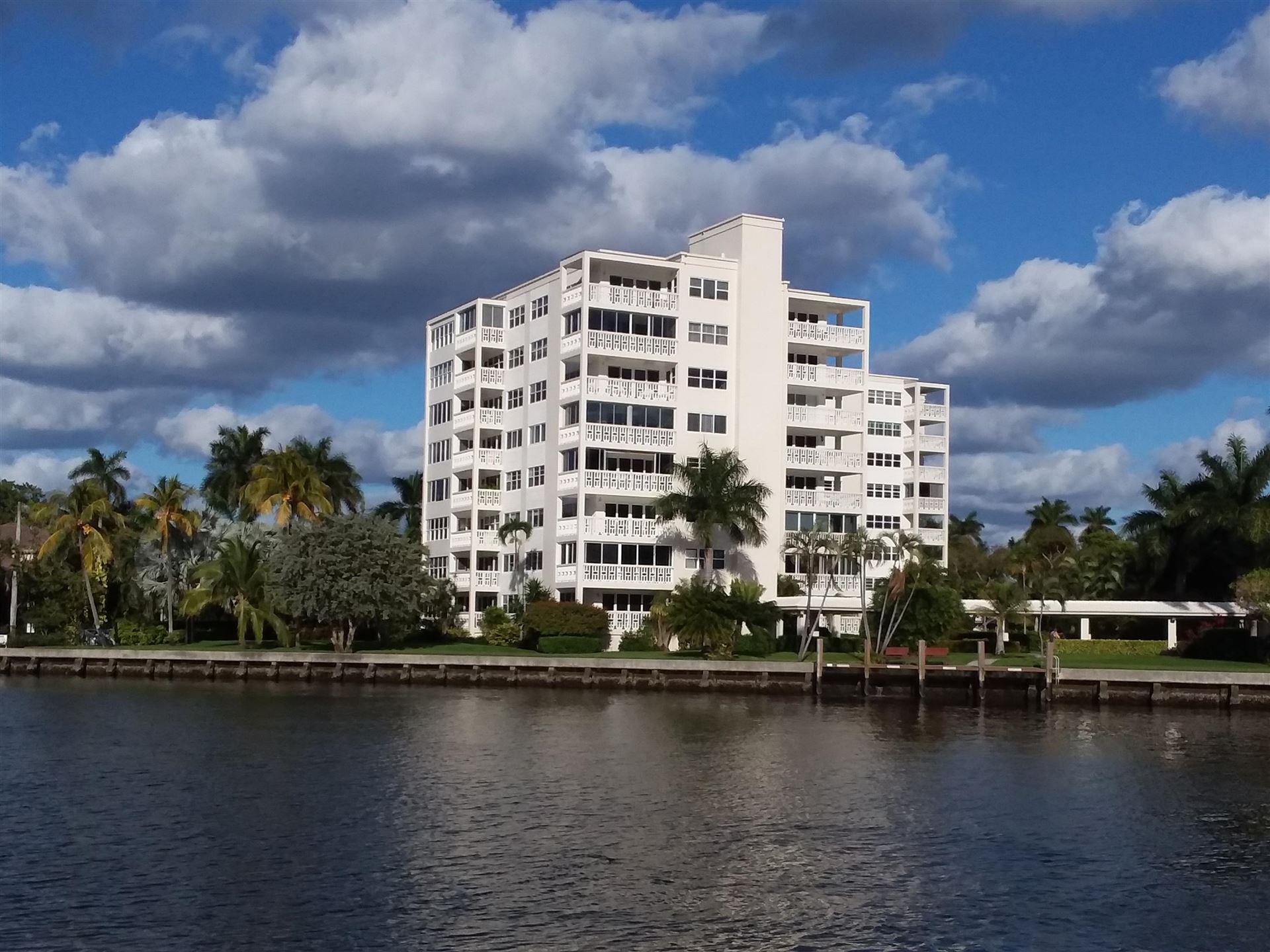 1000 Lowry Street #6 E, Delray Beach, FL 33483 - #: RX-10584467