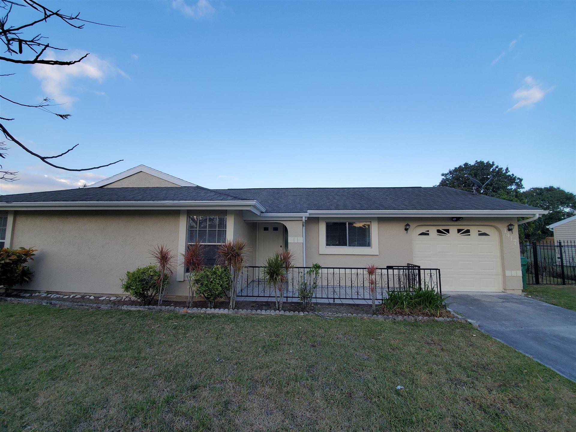1417 SE Marisol Lane, Port Saint Lucie, FL 34952 - #: RX-10702467