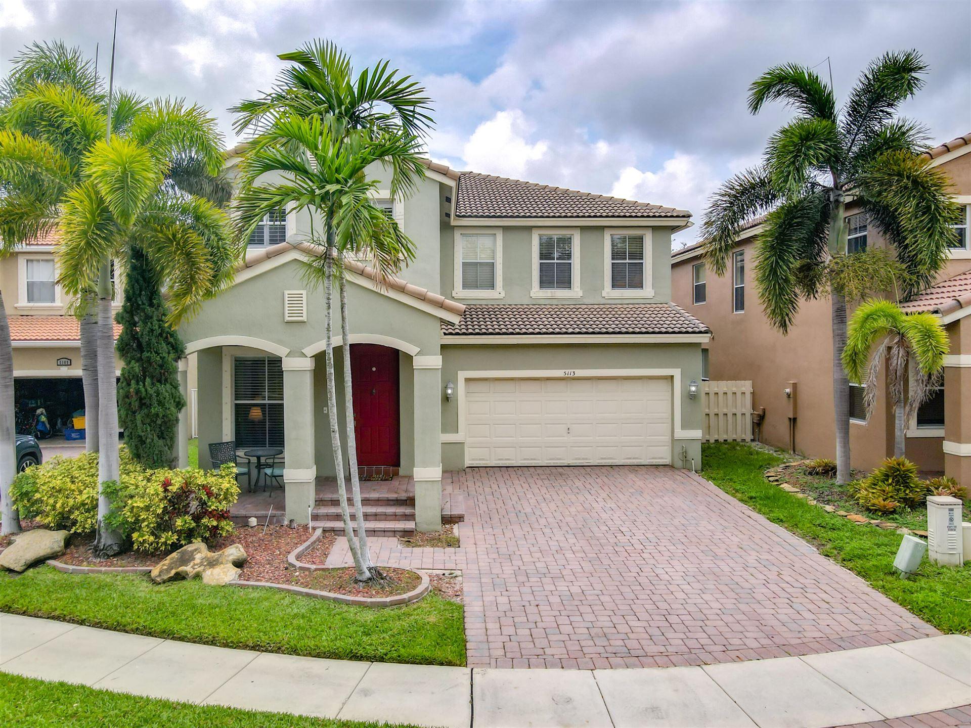 5113 Sancerre Circle, Lake Worth, FL 33463 - MLS#: RX-10731467